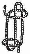 Рис.2.9. Изображение «двойного симметричного узла»